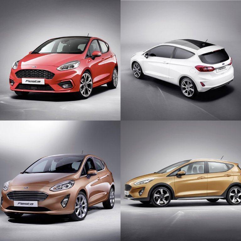 Ford Fiesta New